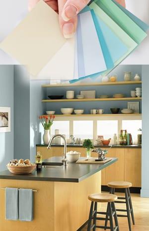 helm paint interior design experts