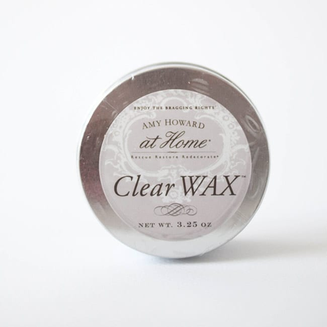 Amy Howard Clear Wax
