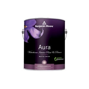 Aura Interior Paint- Matte