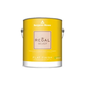 Regal Select Interior Flat Finish