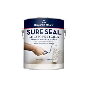 Sure Seal Primer Sealer by Benjamin Moore