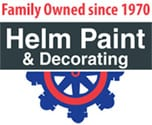 Helm Paint New Orleans Mobile Logo
