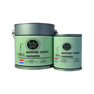 Marine Yacht VarnishFine Paints of Europe