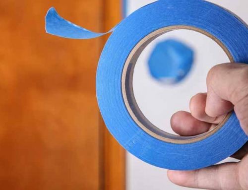Does Blue Tape Make A Difference?