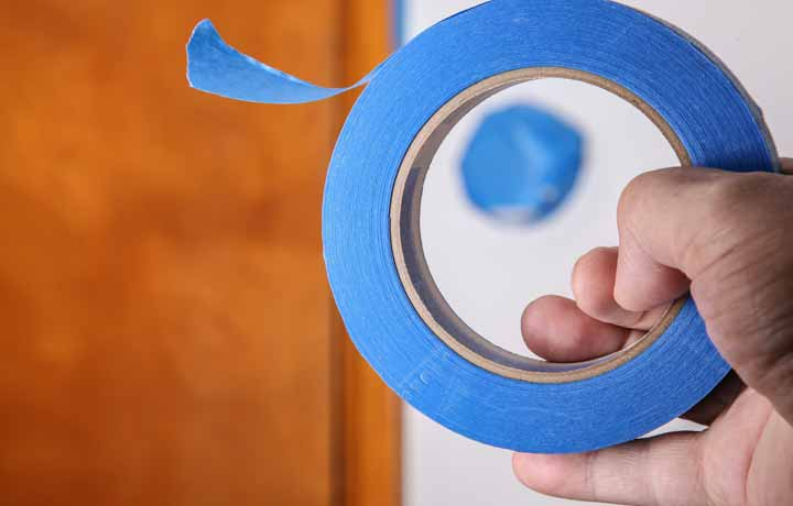 Helm Paint Blue Tape Painting Supplies