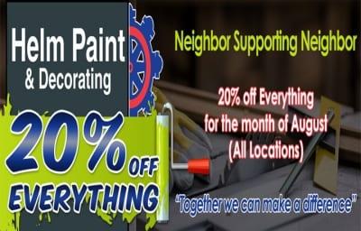 Neighbors Supporting Neighbors