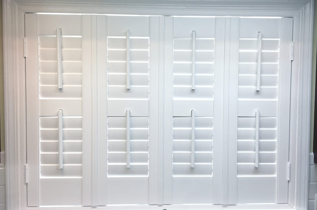 Split Tilt Plantation Shutters Helm Paint New Orleans