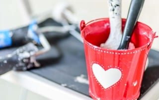 CALIENTE - Valentine's Day Helm Paint