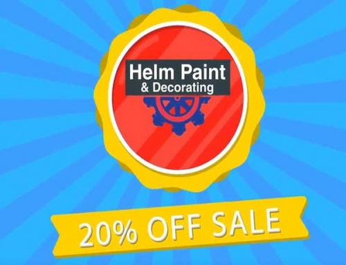 Helm Paint Spring Sale