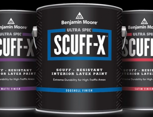 What is Ultra Spec Scuff-X Interior Latex Paint?