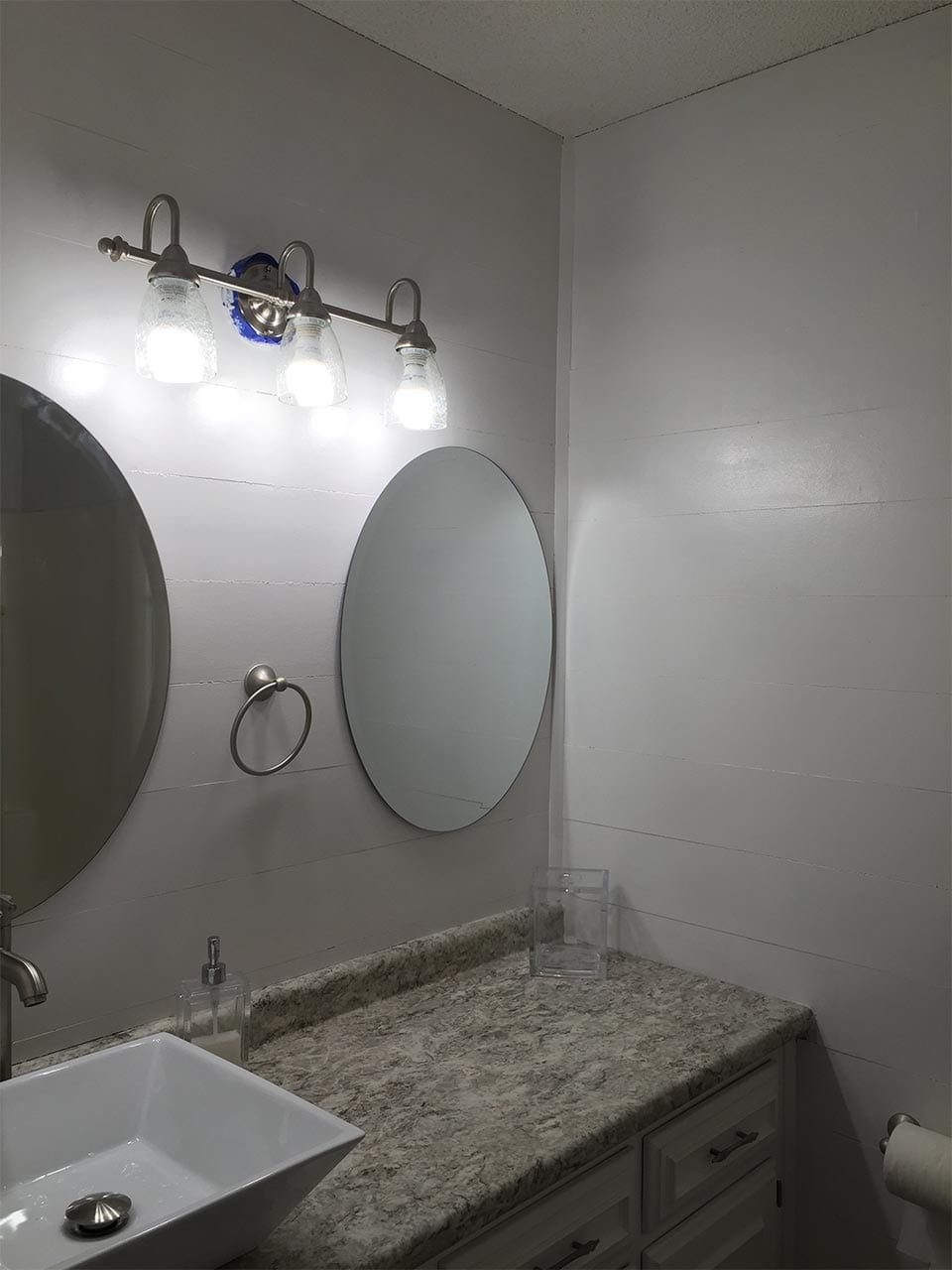 1980's Condo Make Over Condo Bathroom Update