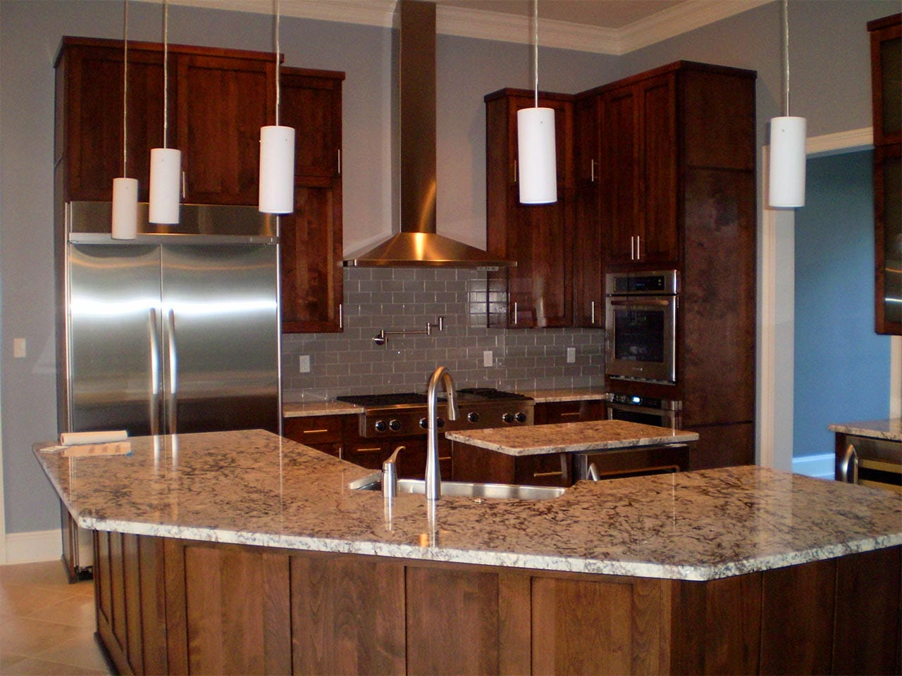 New Construction Kitchen Design