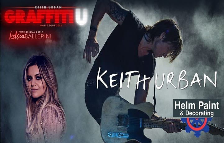 Grand Opening Kieth Urban