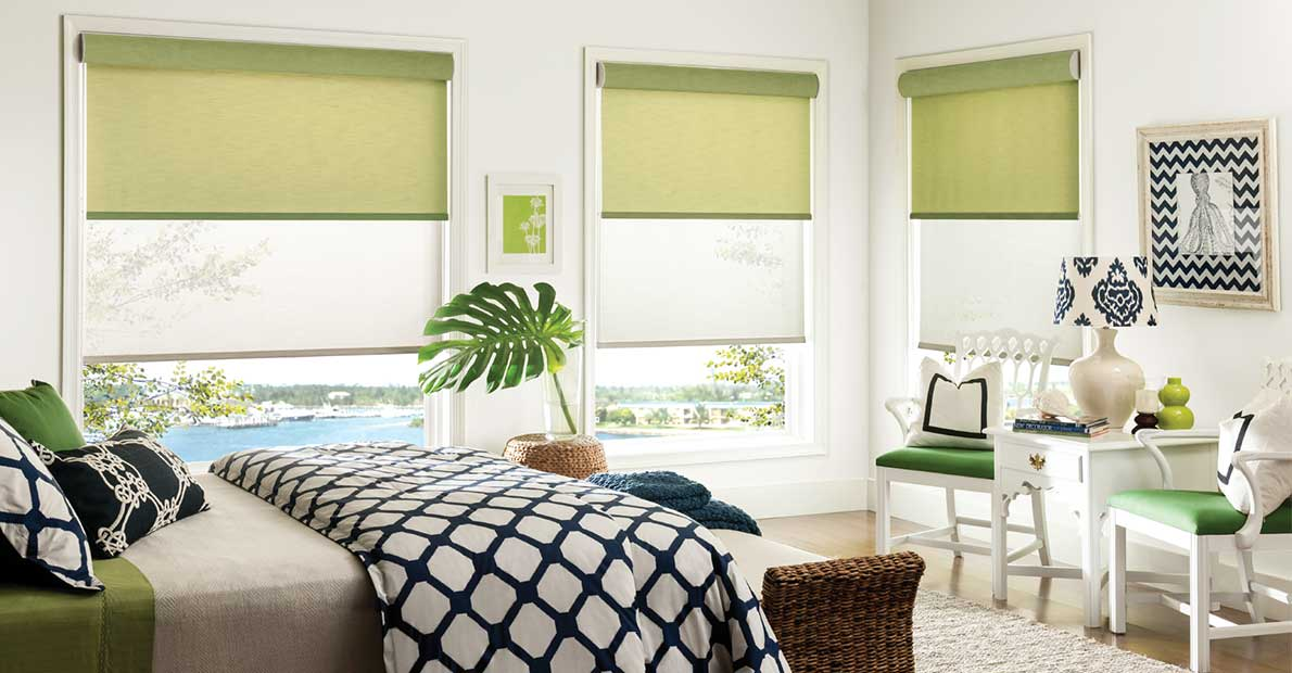 Custom Draperies and Roman Shades, Window Coverings