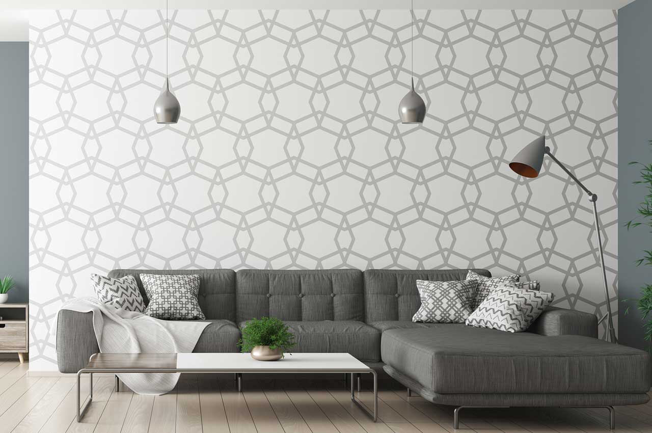 textured wallpaper, Wall Coverings