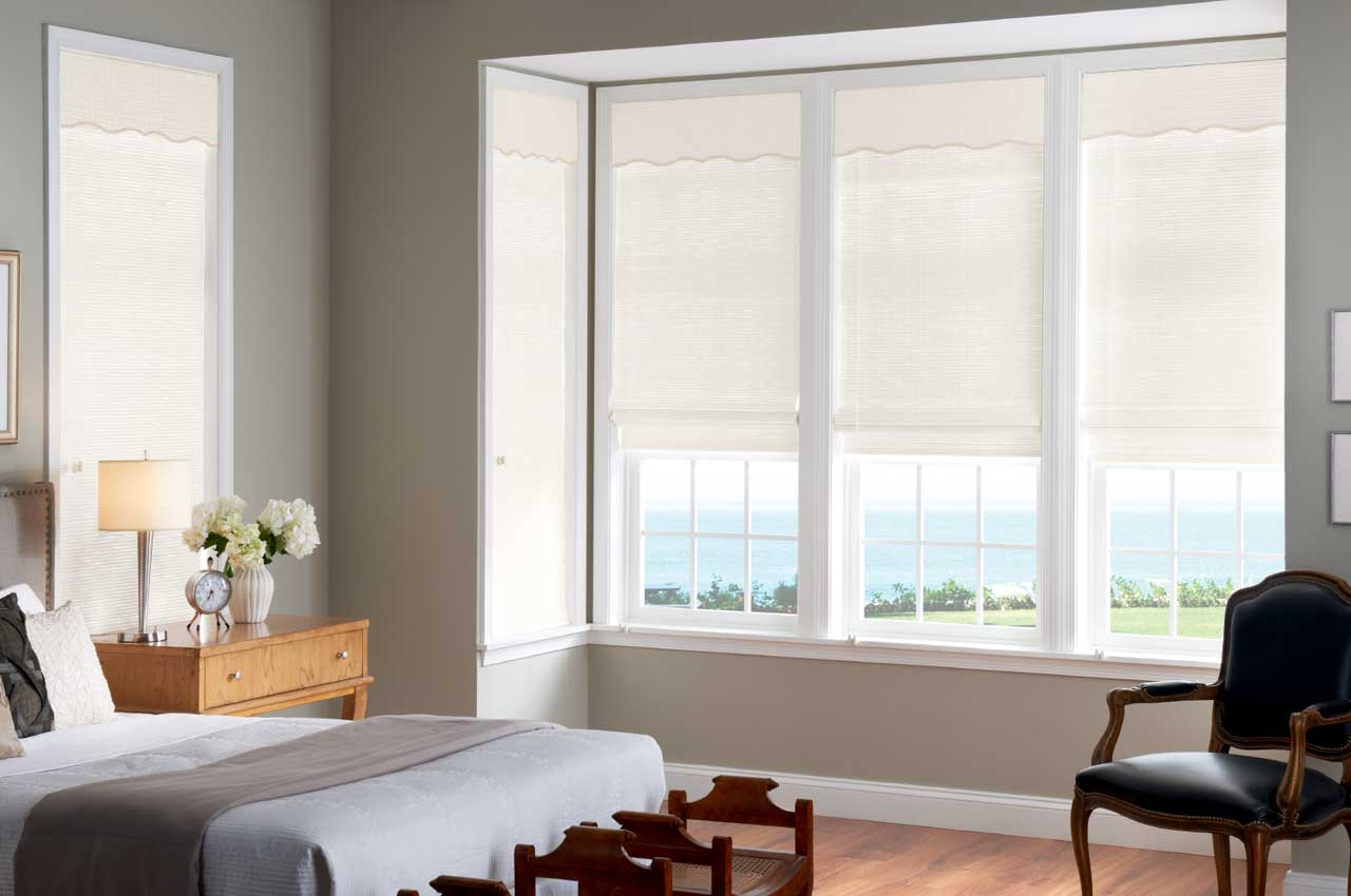 Window Covering, Drapery, Blindes - Helm Paint Services, Services