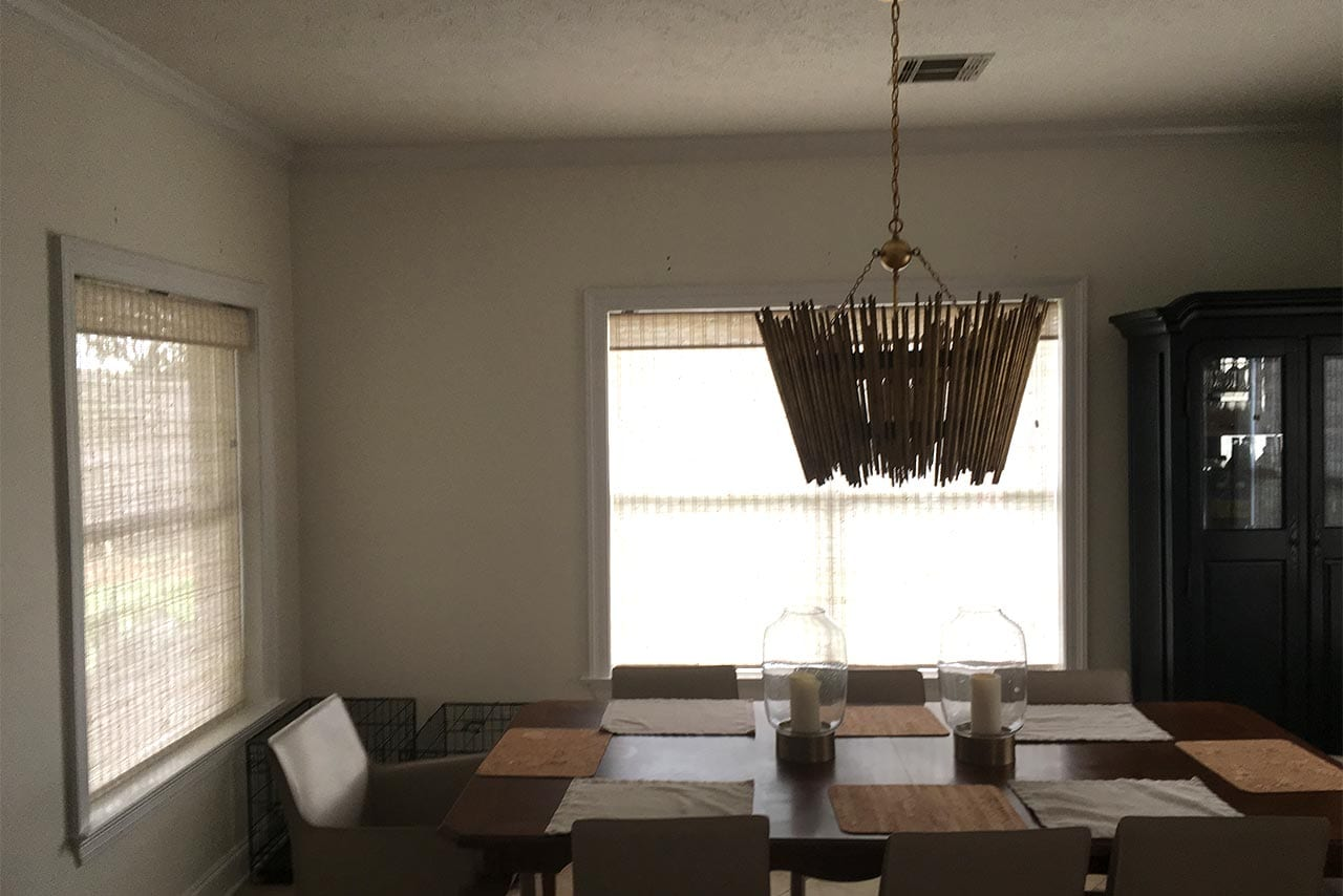 Graber woven shades