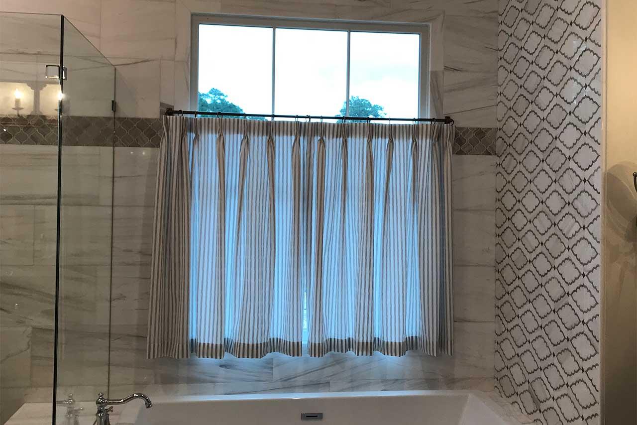 Custom Designer Window Coverings