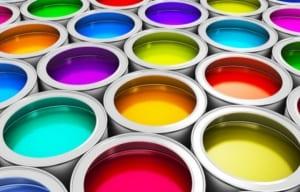Helm Paint Pro Show 2019, Paint Color