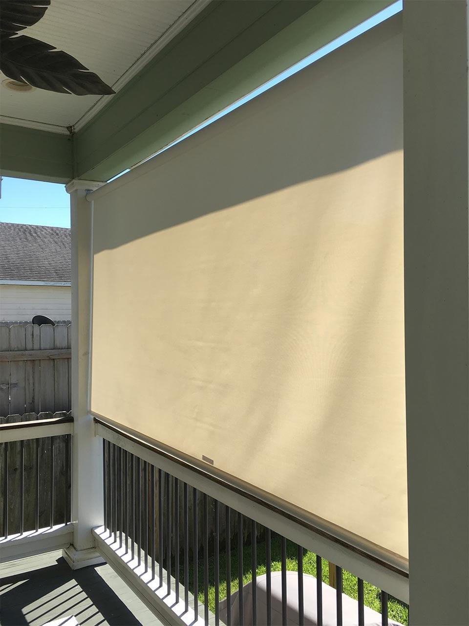Solar Shade Instillation