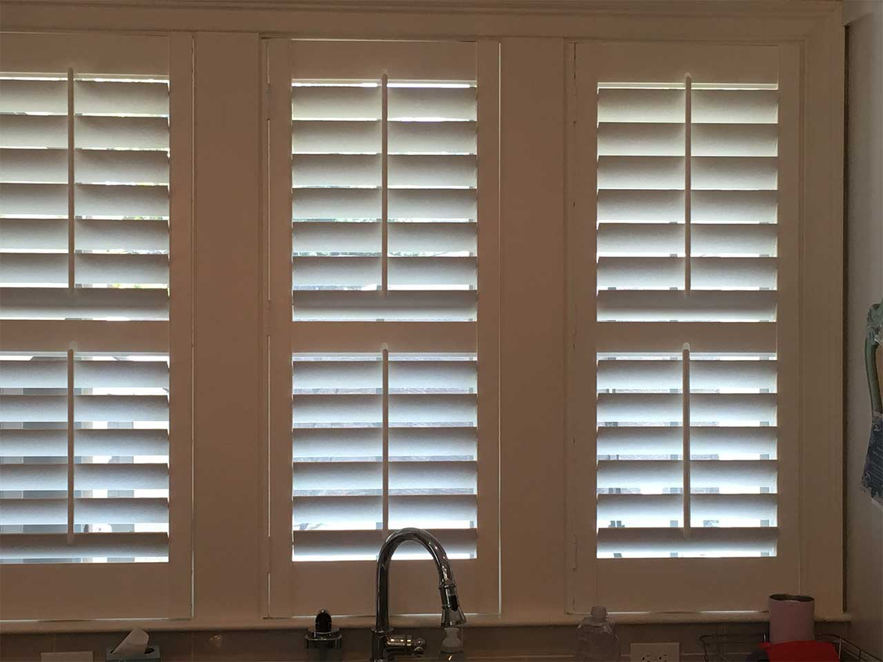 Metairie Plantation Shutters