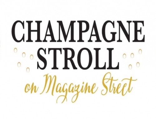 Champagne Stroll On Magazine Street