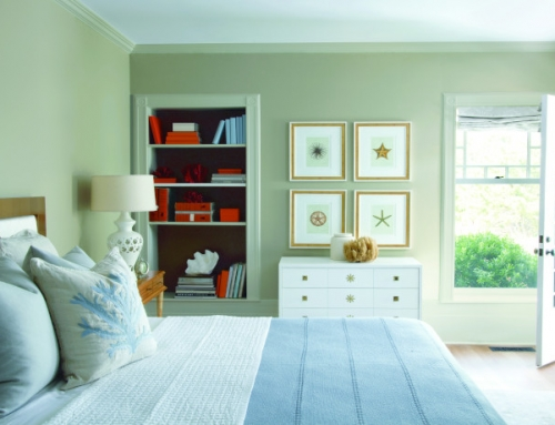 Benjamin Moore: Psychology Of Color