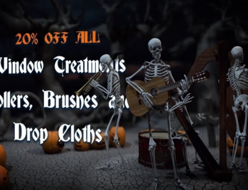 Helm Paint Spooktacular Sale