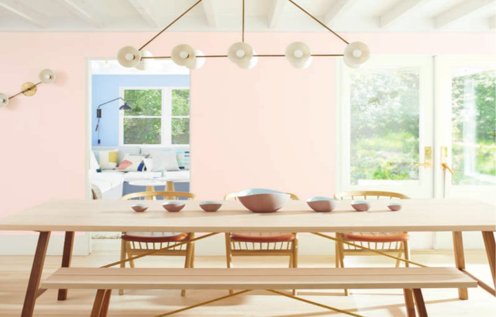 Benjamin Moore Color Of the Year 2020: First Light - Helm Paint & Decorating