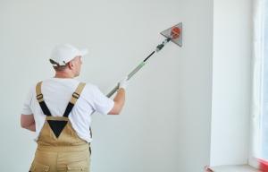 Paint Prep Work, Walls
