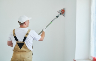 Paint Prep Your Walls Right