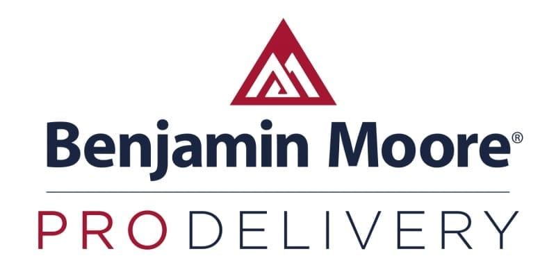 Benjamin Moore Pro Delivery Service