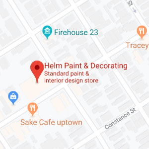 Helm Paint Uptown-New-Orleans