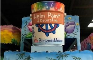 The Helm Paint Krewe | Helm Paint & Decorating Float