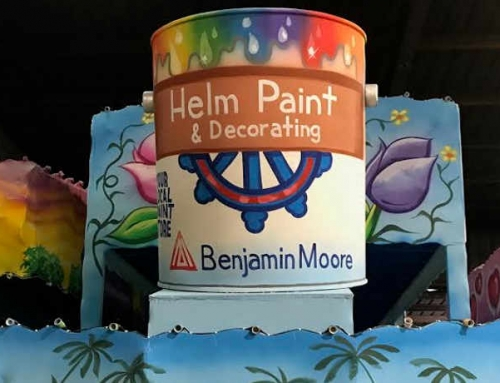 Come See The Helm Paint Krewe