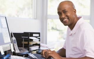 Home Office Paint Colors | Helm Paint & Decorating