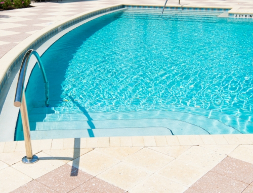 Time To Paint Your Swimming Pool