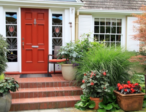 Give Your Front Door A New Look