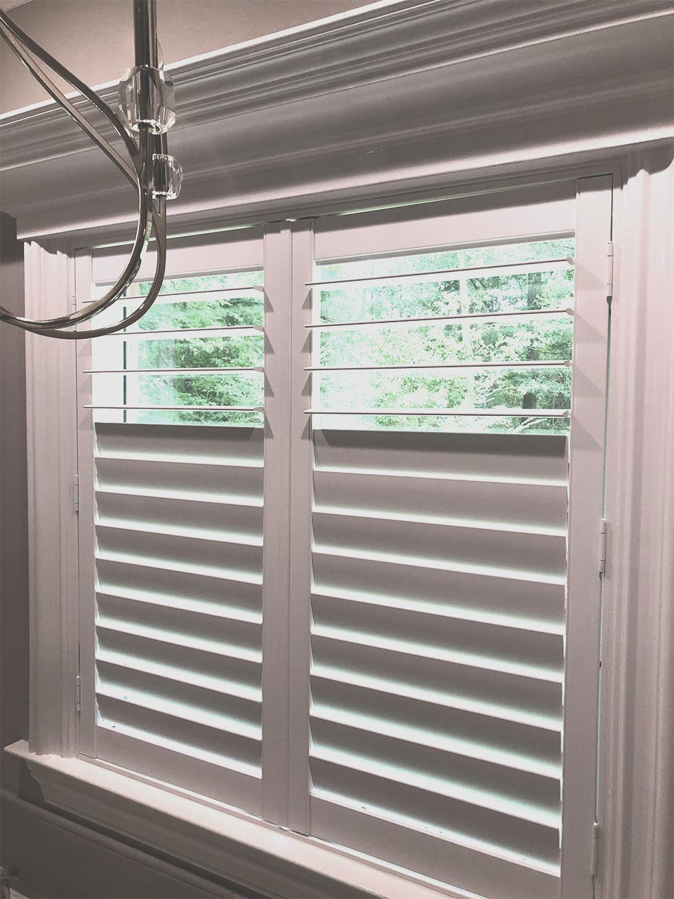 ultra white vinyl shutters