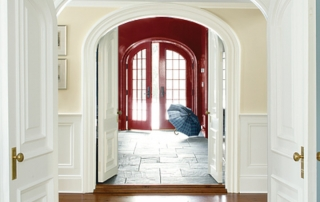 Make A Grand Entrance - entryway | Helm Paint & Decorating