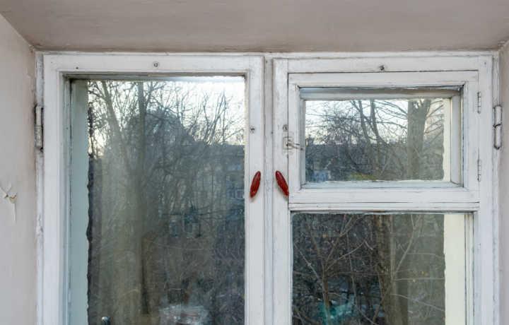 Mildew Windowsill and Mildew walls | Helm Paint & Decorating